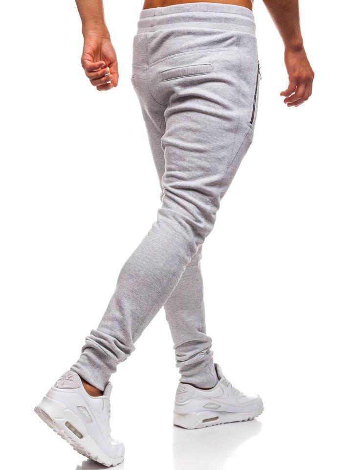 ... Чоловічі спортивні штани багі сірі Bolf 43S-S ... 66142261e8180