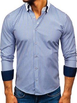 96e5749d971 Рубашки в полоску мужские купить в Киеве — интернет-магазин bolf.ua