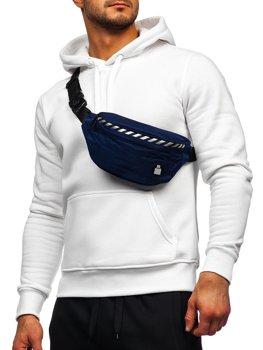 Темно-синий мужская сумка Bolf NR79