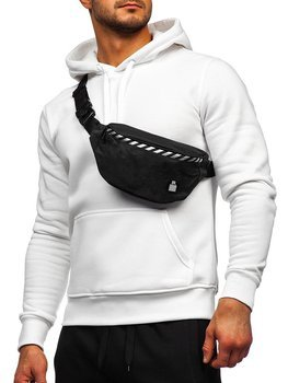 Черная мужская сумка Bolf NR79