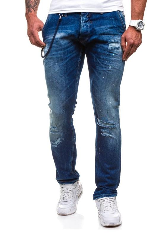 Джинсы DENIM REPUBLIC 4730 (1000) темно-синие
