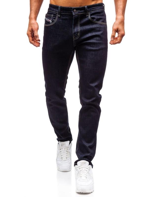Мужские джинсовые брюки чернильные Bolf 81832