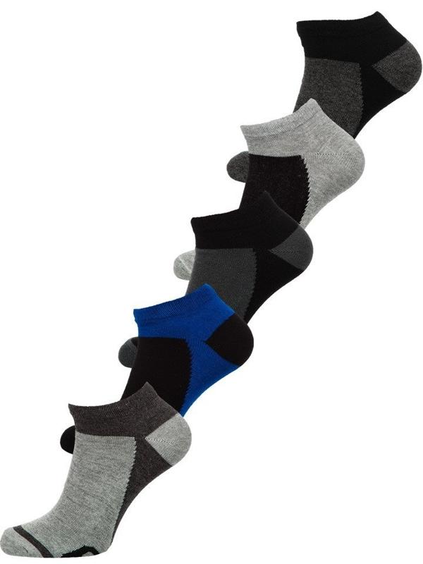 Мужские носки мультиколор Bolf X10083-5P 5 шт.