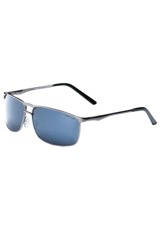 Мужские солнцезащитные очки темно-синие Bolf P210B