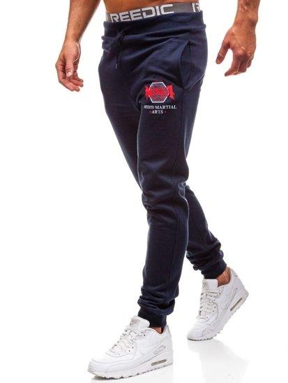 Спортивный костюм мужской OXCID X219 темно-синий