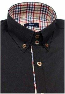 Рубашка мужская BOLF 5747-1 черная
