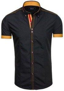 Рубашка мужская BOLF 6513 черная
