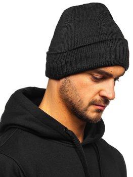 Графітова зимова чоловіча шапка YS-32