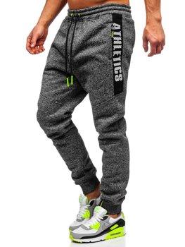 Графітові чоловічі спортивні штани Bolf TC512
