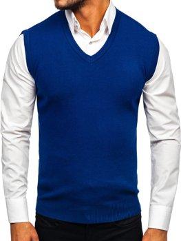 Жилет чоловічий синій Bolf H1950