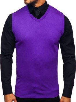 Жилет чоловічий фіолетовий Bolf 2500