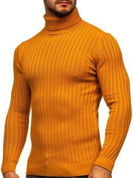 Кемел чоловічий светр гольф Bolf 4602