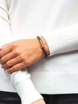 Коричневий жіночий браслет Bolf B029