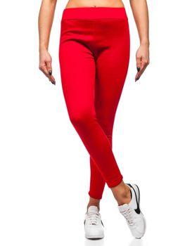 Легінси жіночі червоні Bolf YW002