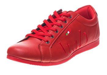 Туфлі чоловічі LUCIO GABBANI 603S червоні