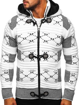 Челий чоловічий светр товстої в'язки Bolf 2059