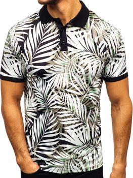Чоловіча футболка поло мультиколор Bolf 9005 c60cc561a188b