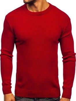 Чоловічий светр червоний Bolf 0001