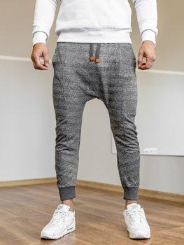 Чоловічі спортивні штани багі графітові Bolf Q5001