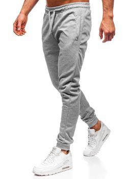Чоловічі спортивні штани сірі Bolf JZ11001