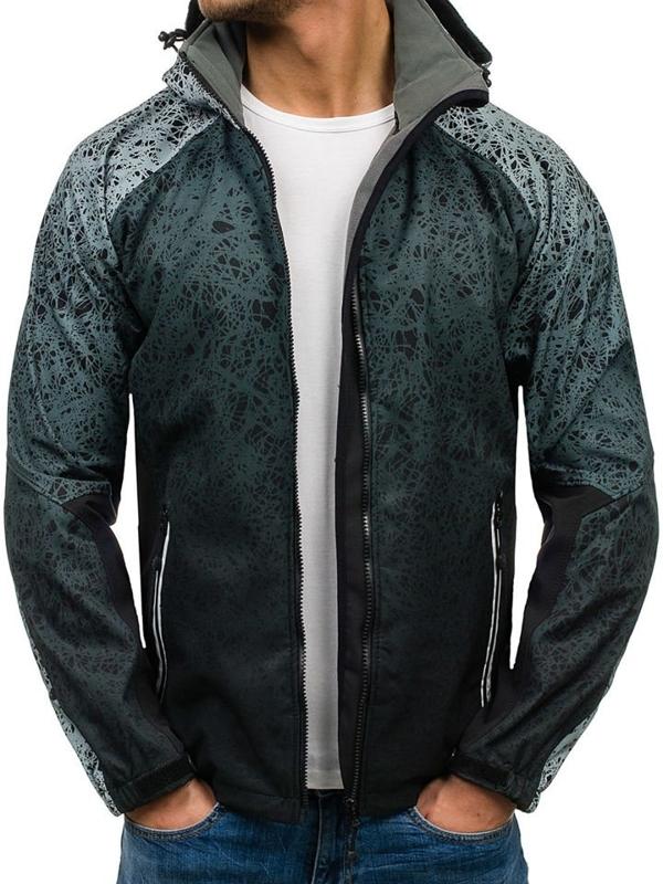 Куртка чоловіча FREESTEP 0013 чорна