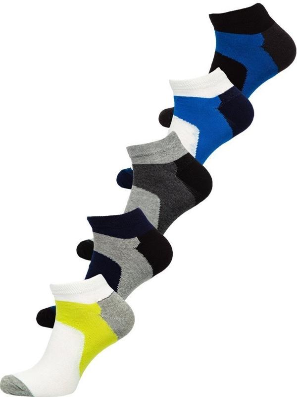 Чоловічі шкарпетки мультиколор Bolf X10059-5P 5 шт.