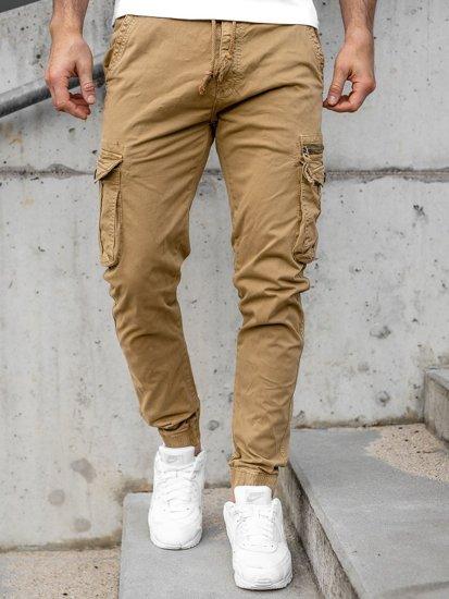 Кемел чоловічі штани джоггери карго Bolf CT6706S0