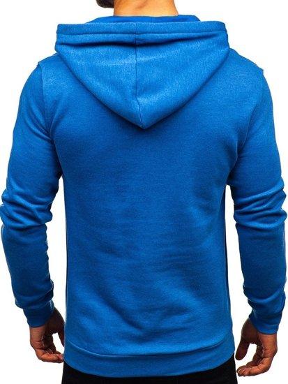 Толстовка чоловіча GLO-STORY 6216 синя