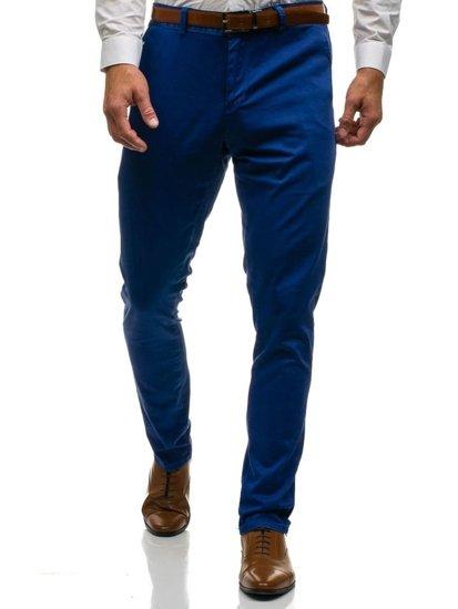 Чоловічі штани сині Bolf 4326