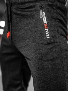 Графітові чоловічі спортивні шорти Bolf JX201