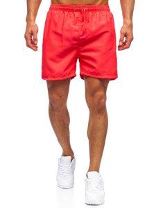 Рожеві чоловічі пляжні шорти Bolf YW07001