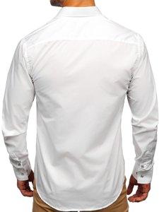 Сорочка чоловіча BOLF 5792 біла
